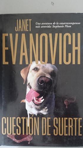 Cuestión de suerte: Evanovich, Janet