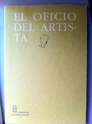 EL OFICIO DEL ARTISTA. Sobre el concepto,: Manuel Fontán del