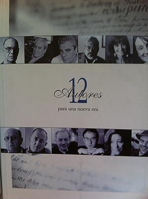 12 AUTORES PARA UNA NUEVA ERA.: Cela, Vargas Llosa,