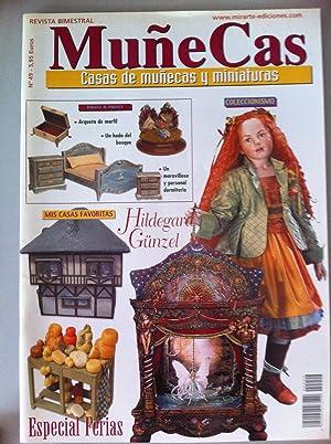 MuñeCas. Casas de muñecas y miniaturas. Revista bimestral. Nº 49. Marzo-Abril ...