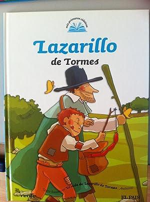 MIS PRIMEROS CLASICOS 6: Lazarillo de Tormes.: Anónimo. Adaptación: Nuria Ochoa. Ilustraciones: ...