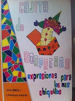 CAJITA DE SORPRESAS. EXPRESIONES PARA LOS MAS: Luis Roberto Barone,