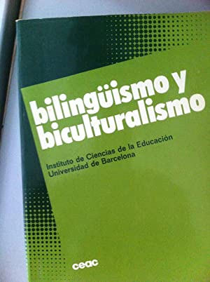 Bilingüismo y biculturalismo: Atucha Zamalloa, Karmele,