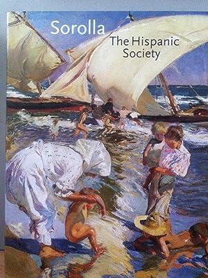 Sorolla. The Hispanic Society. Edición bilingüe: Español / Inglés: ...