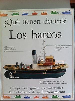 QUE TIENEN DENTRO BARCOS. Un primera guía de las maravillas de los barcos y su ...