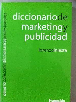 Diccionario de marketing y publicidad: Lorenzo Iniesta