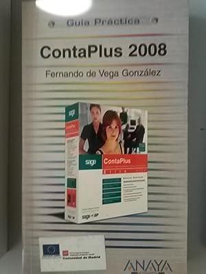 Contaplus 2008: Fernando de Vega