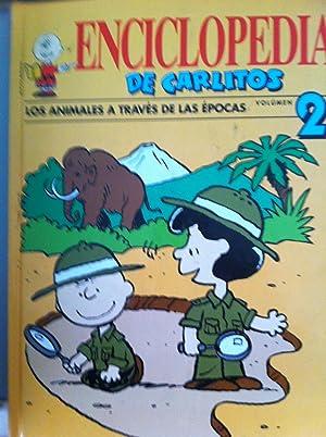 ENCICLOPEDIA DE CARLITOS. Volumen 2: Los animales: Charles M. Schultz