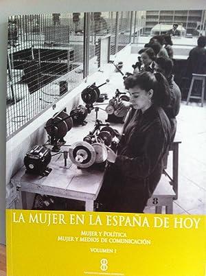 LA MUJER EN LA ESPAÑA DE HOY.: Pepa Bueno. Pilar