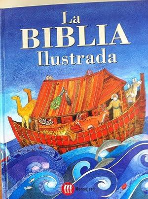 La Biblia Ilustrada: Contada por Murray Watts. Ilustraciones de Helen Cann