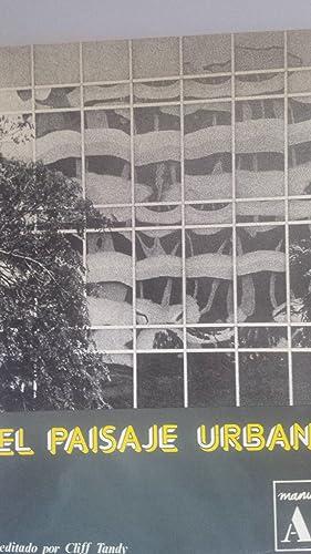 Manual de paisaje urbano: Cliff Tandy (ed.)
