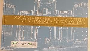 XX Aniversario del Estatuto de Autonomía de: José María Romero