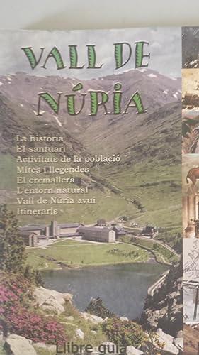 Vall de Núria. Llibre guia: Meritxell Margarit i