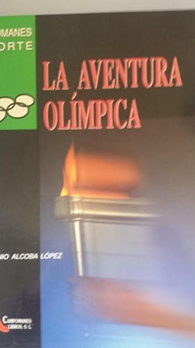 La aventura olímpica: Antonio Alcoba López