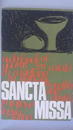 SANCTA MISSA. En castellano, catalá, francais, english,: Bisbat de Girona
