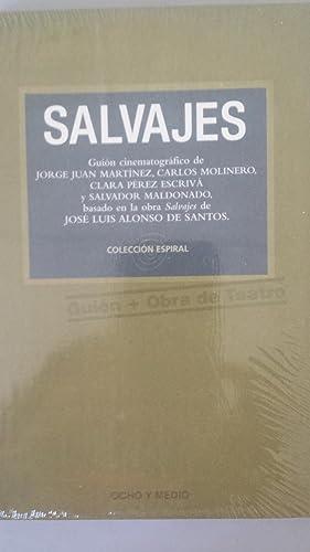 Salvajes (Guión cinematográfico): Jorge J. Martínez,