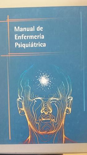 MANUAL DE ENFERMERIA PSIQUIATRICA: Solans García A.,