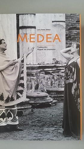 FESTIVAL DE MÉRIDA: MEDEA: Lucio Anneo Séneca.