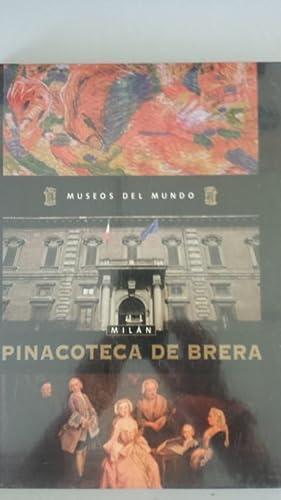 MUSEOS DEL MUNDO Nº 8. MILÁN. Pinacoteca: Anna Pou /