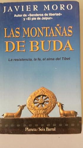 LAS MONTAÑAS DE BUDA. La resistencia, la: Javier Moro