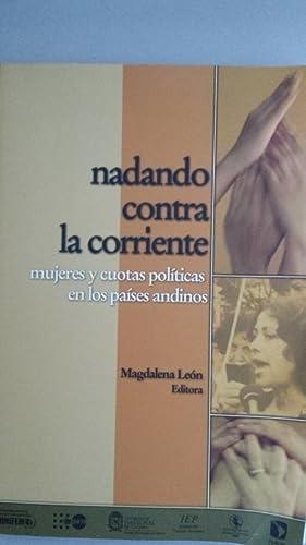 Nadando contra Corriente. Mujeres y cuotas políticas: Lisa Baldez. Patricia