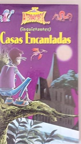 ATERRADORES (inquietantes). Casas encantadas: Coco Valero (textos).