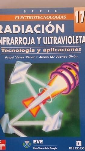 RADIACIÓN INFRARROJA Y ULTRAVIOLETA. Tecnología y aplicaciones.: Ángel Valea Pérez