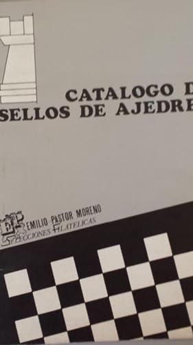 CATALOGO DE SELLOS DE AJEDREZ: Emilio Pastor Moreno
