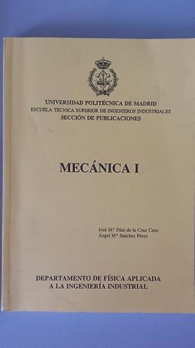 Mecánica I: José María Díaz