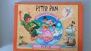 Peter Pan. Libro Pop Up: John Patience (ilustraciones)