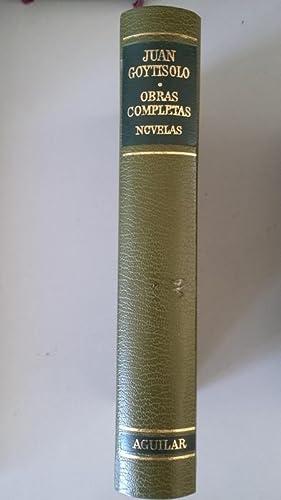 JUAN GOYTISOLO. Obras completas. Tomo I: Novelas: Juan Goytisolo