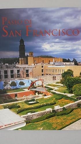 Puebla y El Paseo De San Francisco + Paseo De San Francisco (dos tomos): Arnulfo Allende Carera, ...