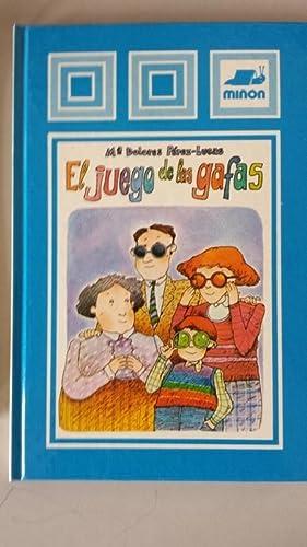 El juego de las gafas: María Dolores Pérez