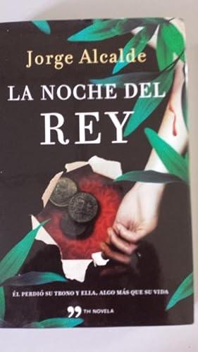 LA NOCHE DEL REY: Jorge Alcalde