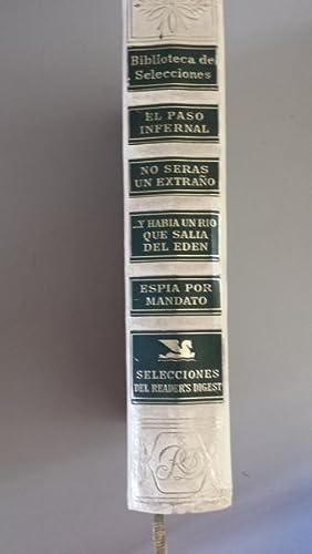 EL PASO INFERNAL/ NO SERÁS UN EXTRAÑO/: FAULKNER, William /