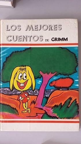 LOS MEJORES CUENTOS DE GRIMM: Grimm. Versión de