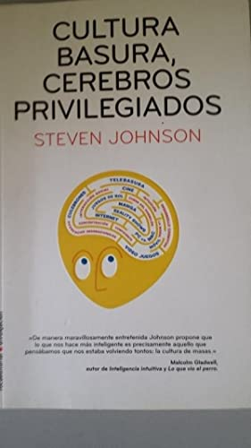 Cultura basura, cerebros privilegiados: Steven Johnson
