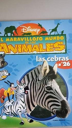 El Maravilloso mundo de los animales 26: Disney