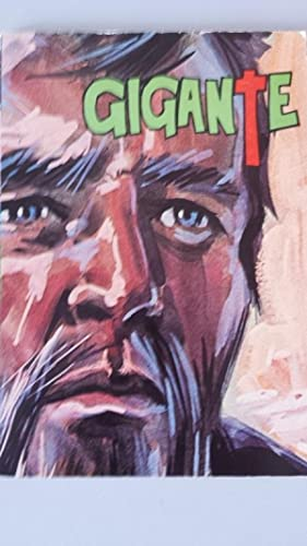 GIGANTE. La novelesca vida de San Camilo: Francesco Zambolti (adaptación).