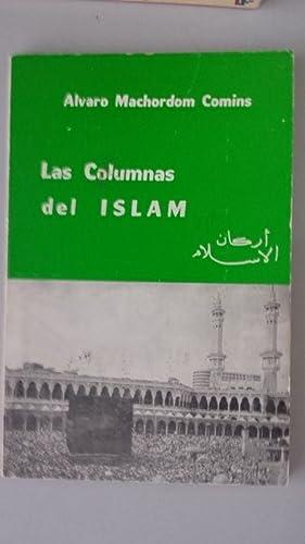 LAS COLUMNAS DEL ISLAM: Álvaro Machordom Comins