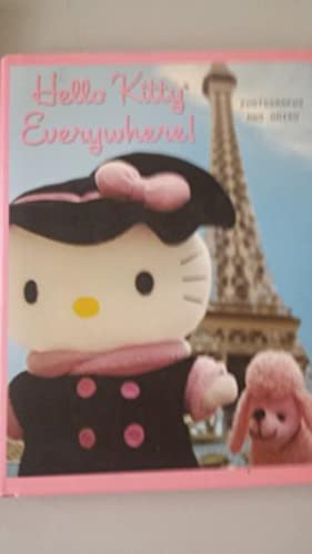 Hello Kitty Everywhere. Photographs and Haiku: Kate T. Williamson