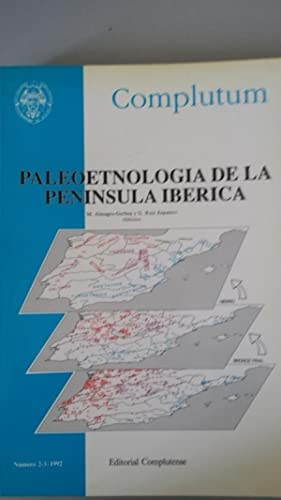 Complutum. Número 2-3, 1992: Paleoetnologia de la: J. C. García