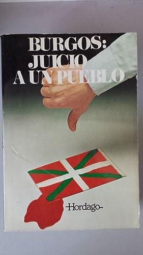 Burgos. Juicio a un pueblo.: Lurra