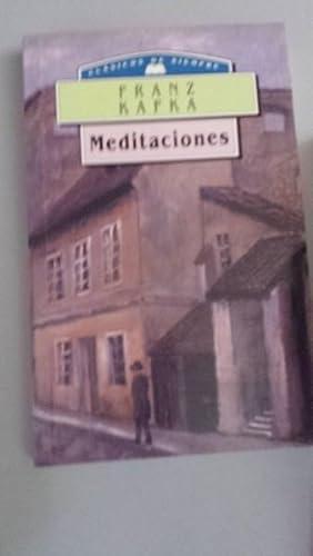 Meditaciones: Franz Kafka