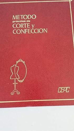 MÉTODO PRÁCTICO DE CORTE Y CONFECCIÓN. Tomo: F. Baptista de