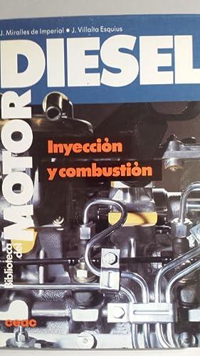 Inyección y combustión: Juan Miralles de