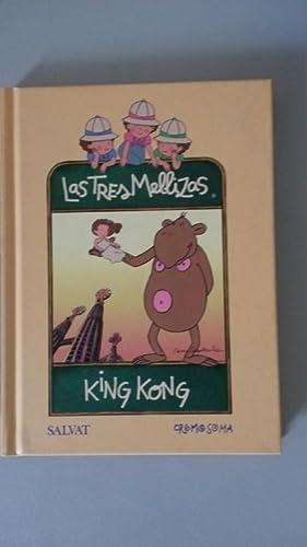LAS TRES MELLIZAS. King Kong: Textos: Mariona Anglés