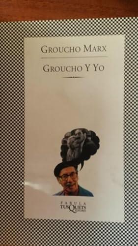Groucho y yo: Marx, Groucho