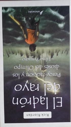 Percy Jackson y los Dioses del Olimpo: Rick Riordan