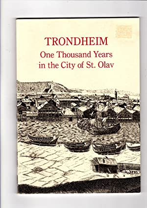 Trondheim: One thousand years in the city: Jorn (edit). Sandnes
